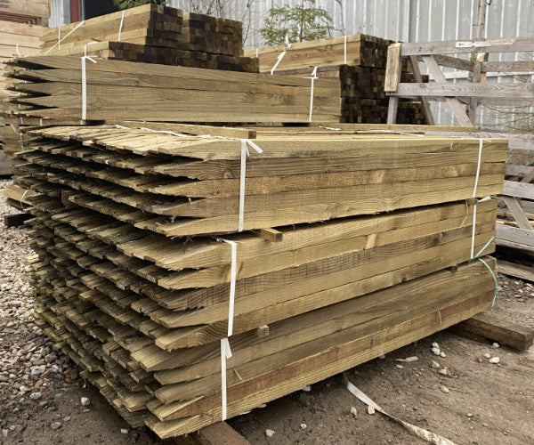 1.35m Softwood Stake