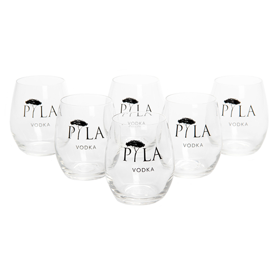 collection verres pyla
