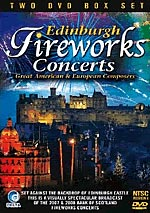 cover image for The Edinburgh Fireworks Concerts 2007 and 2008