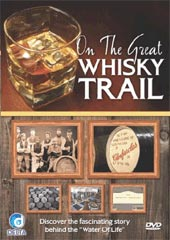 cover image for On The Great Whisky Trail