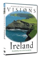 cover image for Visions Of Ireland