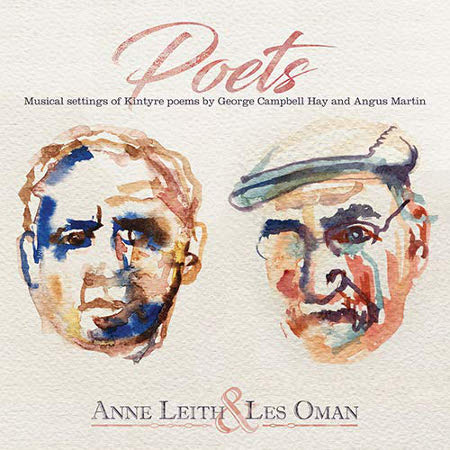 cover image for Anne Leith And Les Oman - Poets