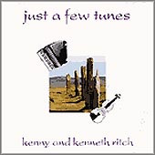 cover image for Kenny and Kenneth Ritch - Just A Few Tunes