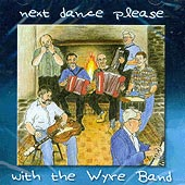 cover image for The Wyre Band - Next Dance Please