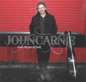 cover image for John Carnie - Far From Home