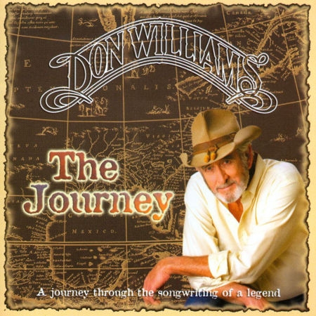 cover image for Don Williams - The Journey