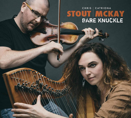cover image for Chris Stout And Catriona McKay - Bare Knuckle