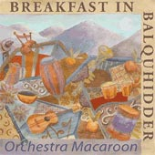 cover image for Orchestra Macaroon - Breakfast In Balquhidder