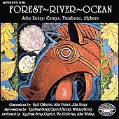 cover image for John Kenny - Forest, River, Ocean
