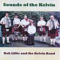 cover image for Bob Lillie and The Kelvin Band - Sounds Of The Kelvin