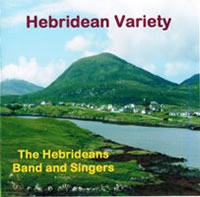 cover image for The Hebrideans Band And Singers - Hebridean Variety