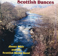 cover image for Jimmy Blair And His Scottish Dance Band - Scottish Dances