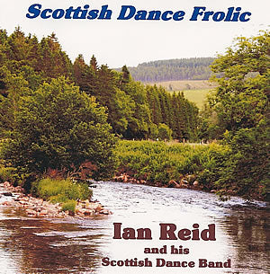 cover image for Ian Reid And His Scottish Dance Band - Scottish Dance Frolic