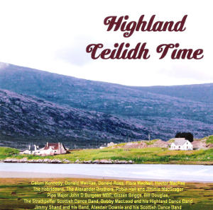 cover image for Highland Ceilidh Time - Volume 1