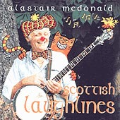 cover image for Alastair McDonald - Scottish Laughlines