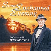 cover image for Peter Morrison - Some Enchanted Evening