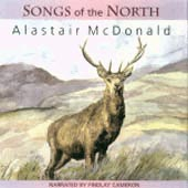 cover image for Alastair McDonald - Songs Of The North