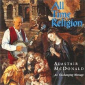 cover image for Alastair McDonald - All Time Religion