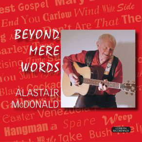 cover image for Alastair McDonald - Beyond Mere Words