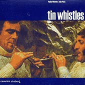 cover image for Sean Potts and Paddy Moloney - Tin Whistles