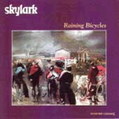cover image for Skylark - Raining Bicycles