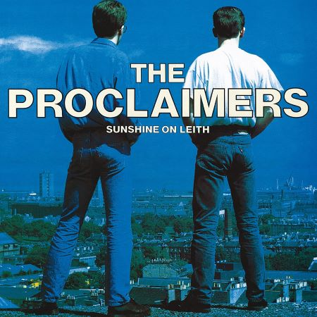cover image for The Proclaimers - Sunshine On Leith