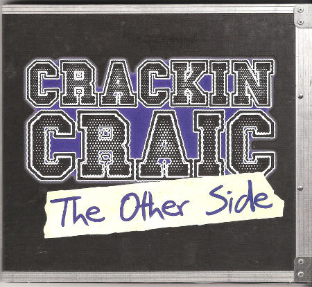 cover image for Crackin Craic - The Other Side