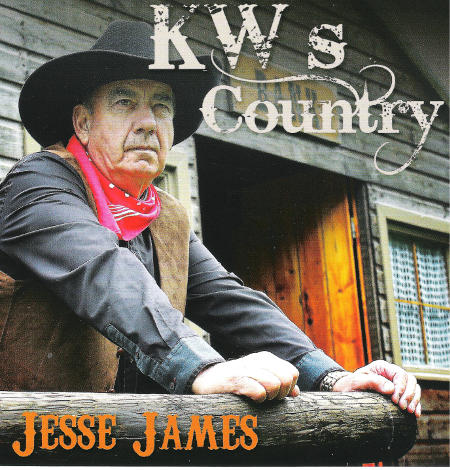 cover image for KW's Country - Jesse James