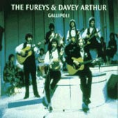 cover image for The Fureys and Davey Arthur - Gallipoli