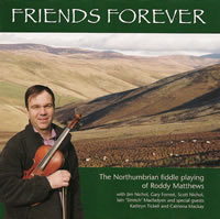 cover image for Roddy Matthews - Friends Forever