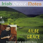 cover image for Ailbe Grace - Irish Grace Notes
