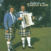 cover image for The Tartan Lads - Scotland's Own
