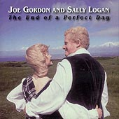 cover image for Joe Gordon and Sally Logan - The End of a Perfect Day