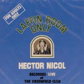 cover image for Hector Nicol - Laffin Room Only