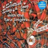 cover image for The Tara Singers - Scottish Sing-a-long