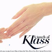 cover image for Klass - A Touch Of Klass