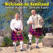 cover image for The Tartan Lads - Welcome To Scotland