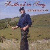 cover image for Peter Mallan - Scotland In Song