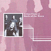 cover image for Gillian Frame and Back Of The Moon