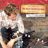 cover image for The Finlay MacDonald Band - Pressed For Time