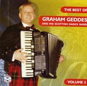 cover image for The Best Of Graham Geddes vol 3