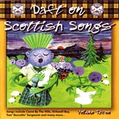 cover image for Daft On Scottish Song vol 3