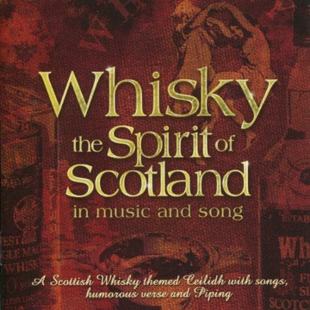 cover image for Whisky The Spirit Of Scotland