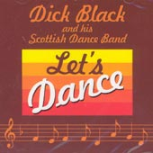 cover image for Dick Black and his Scottish Dance Band - Let's Dance