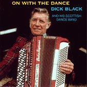 cover image for Dick Black and His Scottish Dance Band - On With the Dance