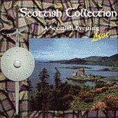 cover image for The Scottish Collection - A Scottish Evening Live vol 1