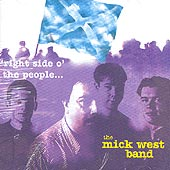 cover image for Mick West - The Right Side O' The People
