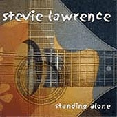 cover image for Stevie Lawrence - Standing Alone