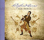 cover image for Ian Bruce - Rhythm And Burns