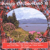 cover image for Songs of Scotland vol 2